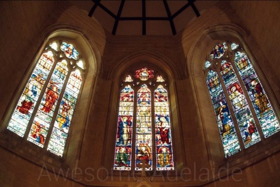 Sightseeing St Peter's Cathedral — Awesome Adelaide