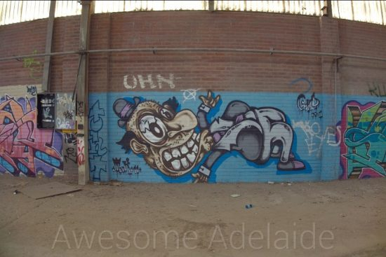 Urban Exploring The Cat Warehouse — Awesome Adelaide