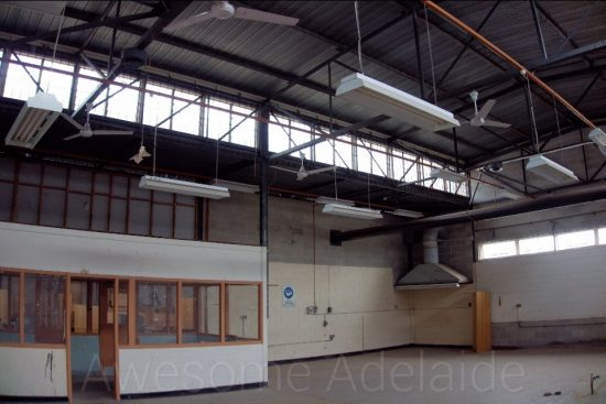 Urban Exploring Youth Training Centre — Awesome Adelaide