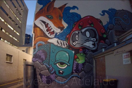 Sightseeing Trades Hall Lane, Adelaide — Awesome Adelaide