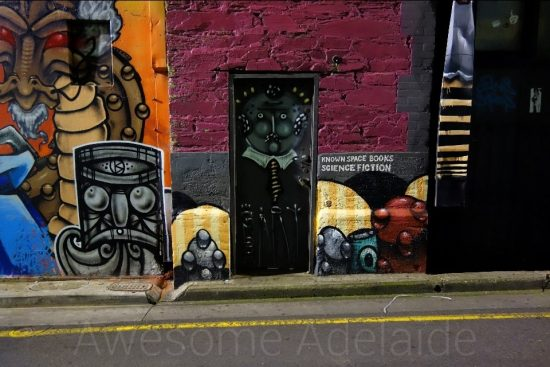 Sightseeing Blyth Street, Adelaide — Awesome Adelaide