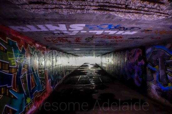 Urban Exploring The Twin 60s — Awesome Adelaide