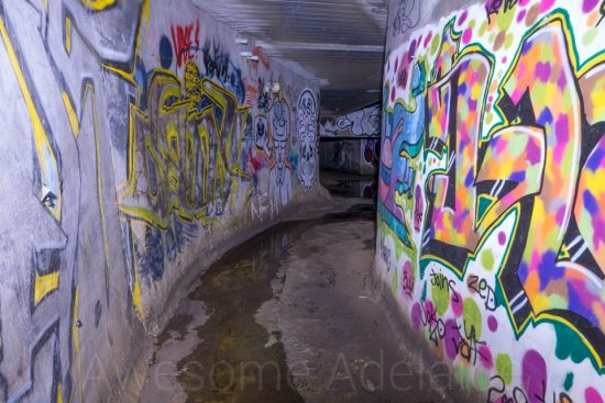Urban Exploring The Adelaide Darkie [Part 2] — Awesome Adelaide
