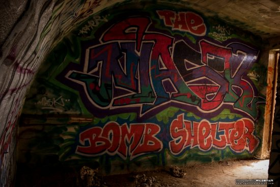 Urban Exploring The Bomb Shelter — Awesome Adelaide