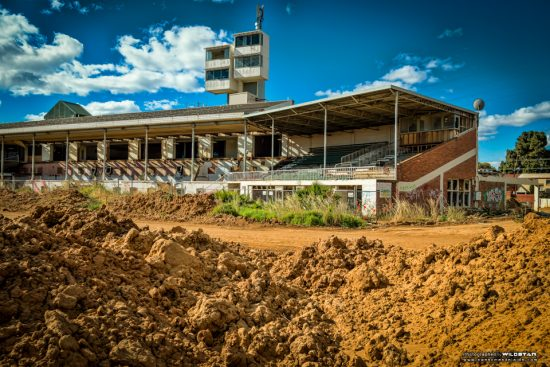 Urban Exploring Cheltenham Racecourse — Awesome Adelaide