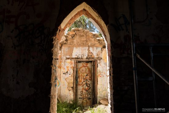Urban Exploring Faith No More — Awesome Adelaide