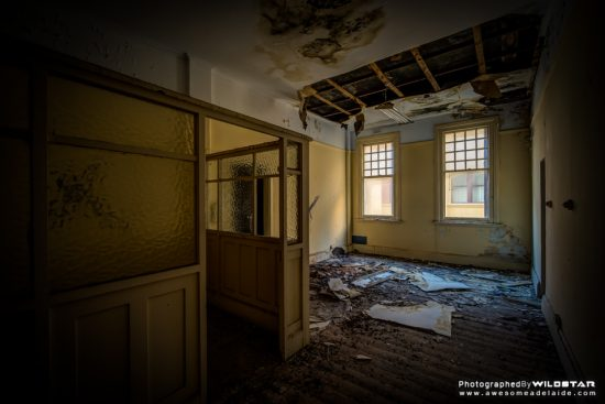 Urban Exploring Inside Darling House — Awesome Adelaide