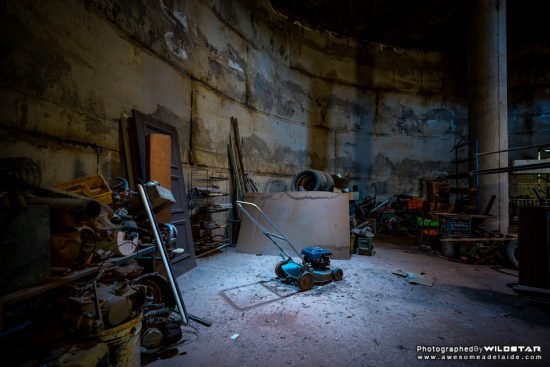 Urban Exploring Dobby's Lair — Awesome Adelaide