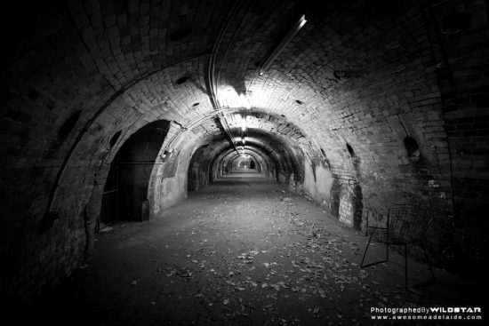 Urban Exploring The Hive Tunnel — Awesome Adelaide