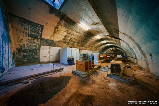 Adelaide's Underground Doomsday Bunker, Disused, Rural Adelaide.
