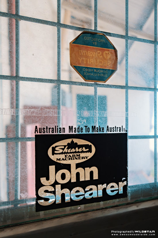 Shearer's / John Shearer & Sons, Abandoned Building Photographs, Kilkenny, Adelaide, South Australia.