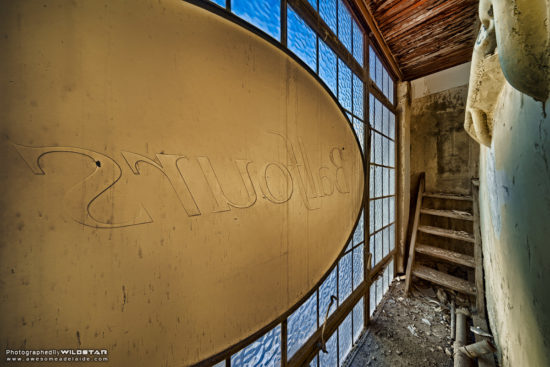 Balfours Tea Rooms, Abandoned Building Photographs, Adelaide, South Australia.