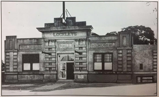 Soldiers Memorial Hall at Lockleys, c.1953