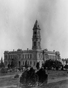 Adelaide General Post Office, c. late 1870s.