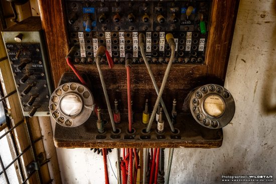 Urban Exploring Ye Olde Telephone Exchange — Awesome Adelaide