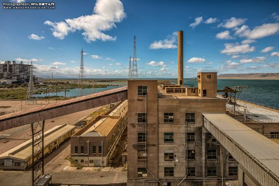 Port Augusta Power Station: Playford A — Awesome Adelaide