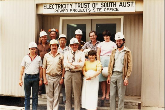 Northern Power Station Civil Group.