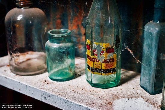 The Bottle Chamber, Abandoned, Rural Adelaide.